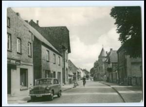 Y12251/ Neuhaus Elbe Karl-Marx-Straße AK 1966