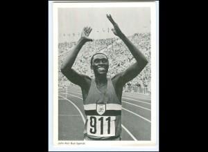Y12261/ John Akii-Bua Uganda Olympiasieger Olympiade 1972 München AK