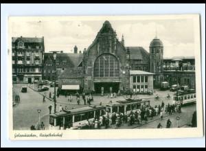 Y12511/ Gelsenkirchen Hauptbahnhof Straßenbahn AK