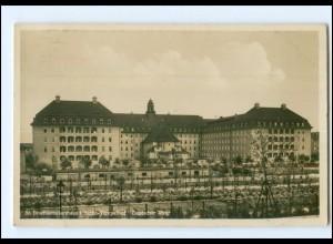 Y12607/ Berlin Tempelhof St. Josefskrankenhaus Deutscher Ring 1937 Foto AK