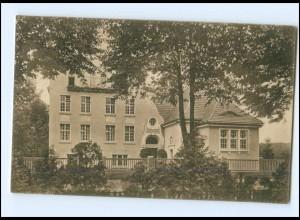 Y12525/ Ahrensburg Höhere Mädchenschule und Volksschule 1916 AK