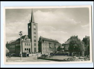 Y12332/ Wilkau- Haßlau Rathaus Foto AK 1941