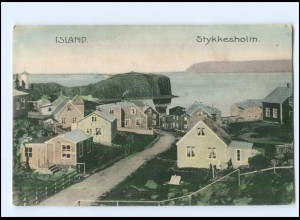 U9134/ Stykkesholm Island AK ca.1910