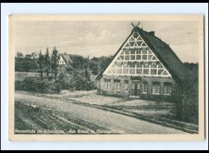 Y12731/ Hamburg Harburg Neuenfelde AK ca.1940