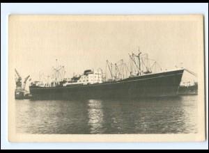 Y13421/ Handelsschiff Donai Frankreich AK ca.1955 Frachter