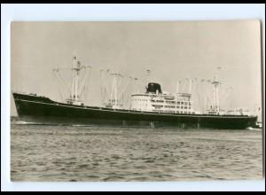 Y12755/ Handelsschiff M.S. Le Natal Cie des Messageries Maritimes AK 1955