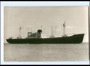 Y12756/ Handelsschiff M.S. Yalou Cie des Messageries Maritimes AK 1957