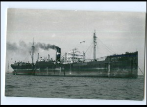 Y13418/ Handelsschiff Salatiga Alaska Packers Ass. Foto AK ca.1960 Frachter