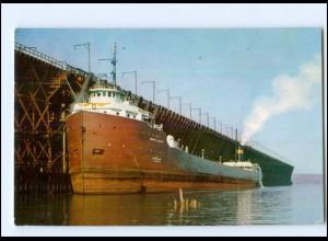 Y13099/ Lake Superior Harbour , Minnesota Tanker Frachter AK 1958