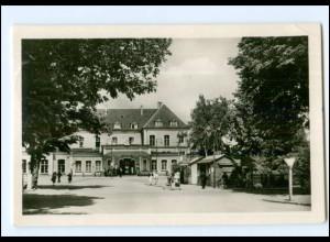 U6826-170/ Neubrandenburg Bahnhof AK 1957