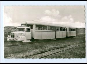 Y12668/ Insel Sylt Inselbahn AK 1965