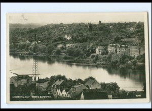 U6924/ Crossen an der Oder Foto AK 1930 Ostbrandenburg