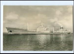 Y17845/ Turbinen-Tanker Eurydice Foto AG Weser - Bremen