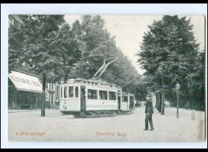 Y12685/ s`Gravenhage Straßenbahn AK ca.1910 Niederlande