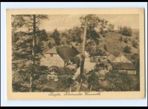 U6798-172/ Templin Klosterwalder Wassermühle AK 1932