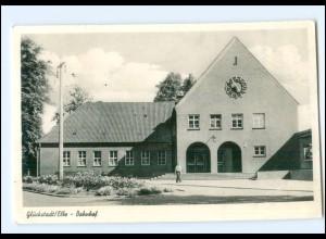 U6794-2208/ Glückstadt Bahnhof AK 1961