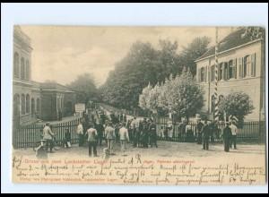 Y12653/ Lockstedter Lager Truppenübungsplatz AK 1903