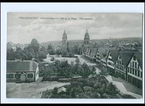 Y12937/ Freudenstadt Marktplatz 1918 AK
