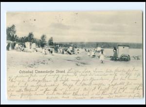 Y12965/ Timmendorfer Strand 1905 AK