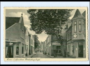 U7094-2943/ Esens Hindenburgstraße AK 1939