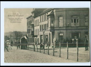 U6967/ Herbesthal-Welkenraedt Sperrung der deutsch-Belg. Grenze Belgien AK 1915