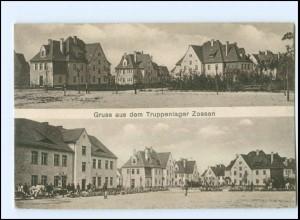 Y13064/ Truppenlager Zossen AK ca.1914