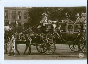 Y13035/ Einholung der Kronprinzessin 3. Juli 1905 NPG Foto AK Berlin