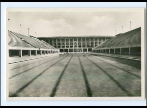 Y13068/ Berlin Olympiade 1936 Schwimmstadion Foto AK