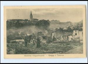 Y13072/ Cheppy bei Varennes westlicher Kriegsschauplatz Frankreich WK1 AK 1915