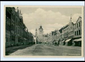 Y12943/ Vilsbiburg Hindenburgplatz AK