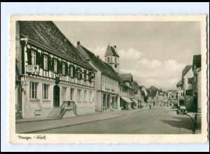 Y12938/ Mengen 1952 Foto AK