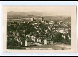 U7100/ Mähr. Schönberg Sudetenland Foto AK 1944 Tschechien