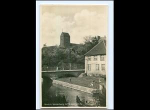 U7024-193./ Parchim Wasserberg Foto AK ca.1930