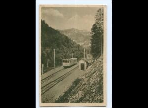 Y13011/ Station Alp der Wendelsteinbahn AK cas.1930