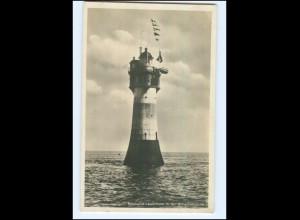 Y13043/ Leuchtturm Rothersand Foto AK 1933