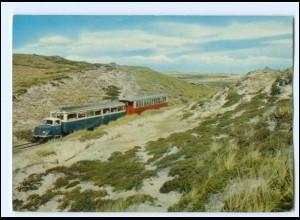 Y13016/ Sylt Inselbahn Dünenexpreß AK 1967