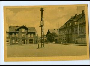 U7459/ Geesthacht Marktplatz AK ca.1940