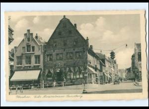 U7450/ Itzehoe Ecke Breitestr. Sandberg AK ca.1940