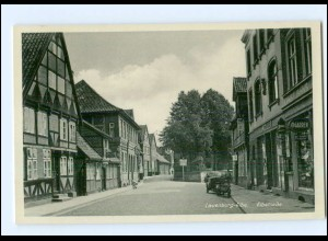 U7447/ Lauenburg Elbstraße AK ca.1940