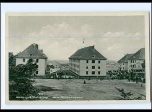 U7146/ Hamburg Harburg Wilhelmsburg Neue Pionier-Kaserne AK ca.1940