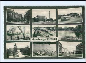 U7214/ Hamburg Harburg AK ca. 1965