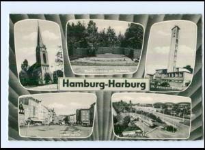 U7213/ Hamburg Harburg AK ca. 1965