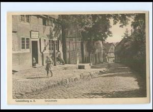 U7308/ Lauenburg Grünstraße AK ca. 1940