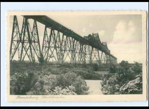 U7461/ Rendsburg Hochbrücke AK ca.1940