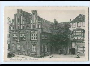 U7463/ Rendsburg Altes Rathaus AK ca.1940