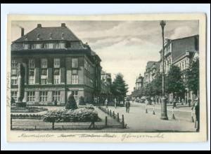 U7325/ Neumünster Martin-Mertens-Platz AK ca.1940