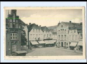 U7326/ Rendsburg Altstädter Markt AK ca.1940