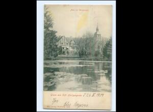 U8168-169/ Stift Heiligengrabe AK 1907