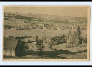 U7773-8965/ Wertach im Allgäu AK 1943