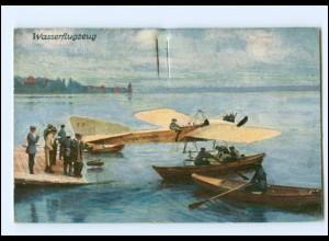 U8227/ Wasserflugzeug Flugzeugbau Friedrichshafen AK 1915